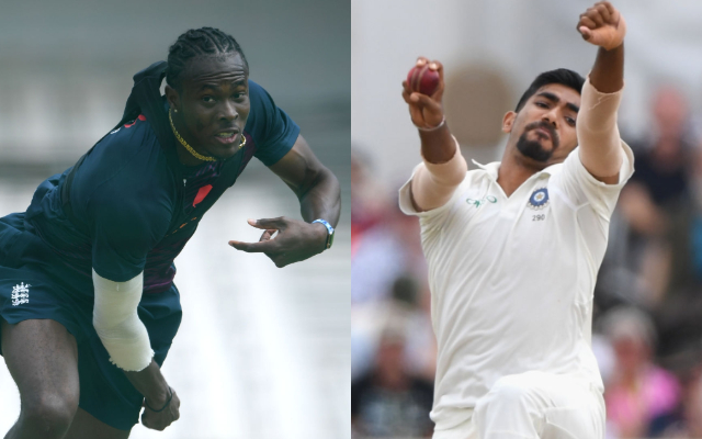 Jasprit Bumrah and Jofra Archer are very similar: Faf du Plessis
