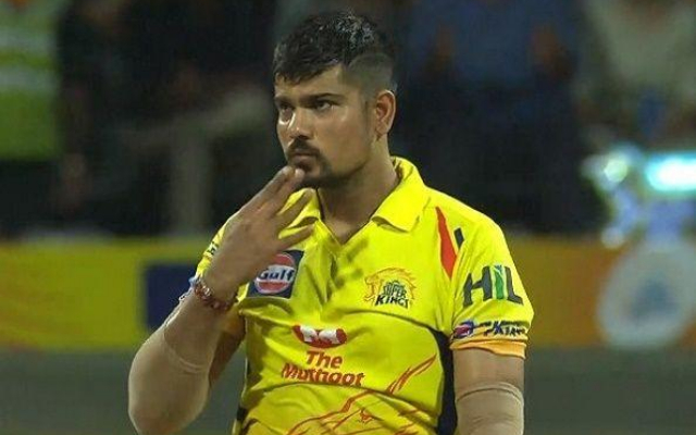 Karn Sharma talks about the difference in approach between Chennai Super Kings and Mumbai Indians