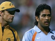Adam Gilchrist and MS Dhoni