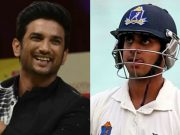 Sushant Singh Rajput and Manoj Tiwary