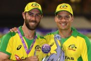 Glenn Maxwell and Alex Carey