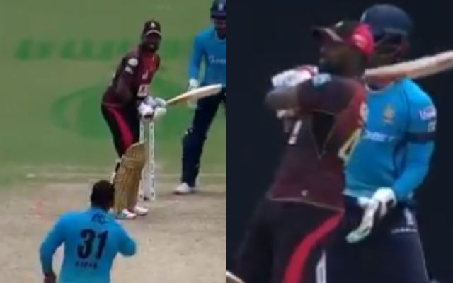 Javelle Glen and Darren Bravo