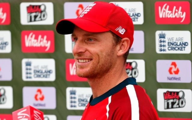 Jos Buttler to miss England's final T20 against Australia