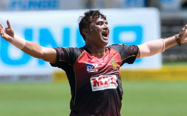 Khan set to become first American in IPL
