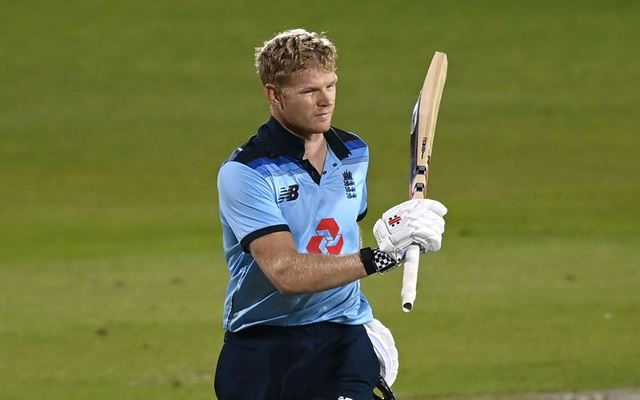 You can't rest up because there is huge competition' - Sam Billings  determined to cement position in England's T20 World Cup team