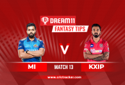 KXIP vs MI D11 IPL 2020 Match 13