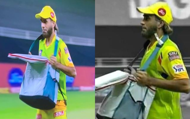 It is my duty to return favours' - Imran Tahir on carrying drinks for CSK  players