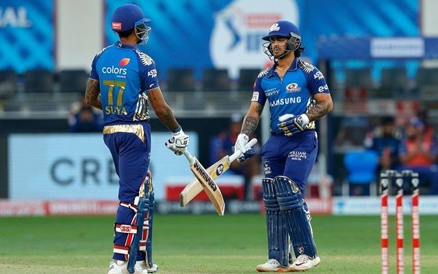 Image result for ishan and sky ipl