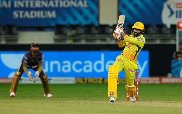 IPL 2020: Jadeja made a unique record with a six off the last ball