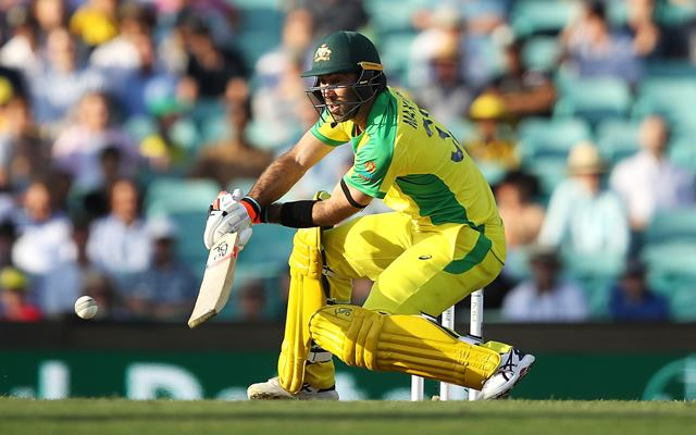 Glenn Maxwell leaves Twitter amused after his contrasting performance in  IPL and first ODI against India