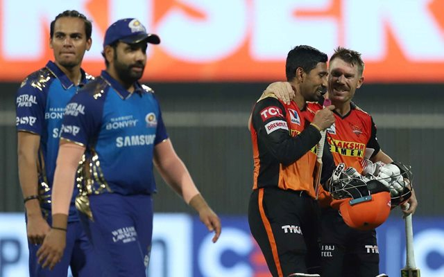 IPL 2020: 10 Hilarious memes from SRH vs MI game