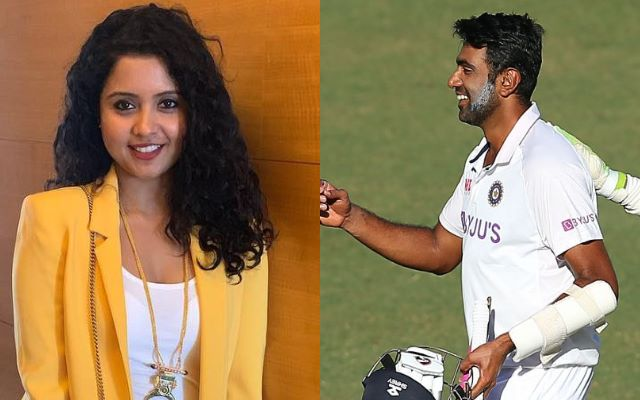Ashwin went to bed last night with a terrible back tweak and in unbelievable pain: Prithi Ashwin