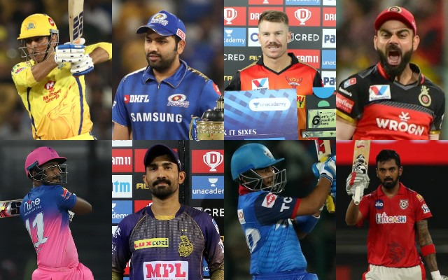 IPL Franchises Players (Photo Source: Getty Images & Twitter)