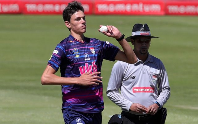 9 Facts you need to know about Marco Jansen - The young Mumbai Indians  pacer for IPL 2021