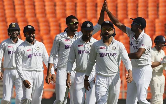 Twitter Reactions: England's 'terrible batting display' keeps Team India on top on Day 1
