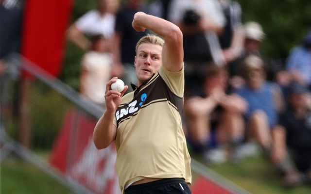 Twitterati troll Kyle Jamieson and RCB after the bowler gives away 26 runs in an over
