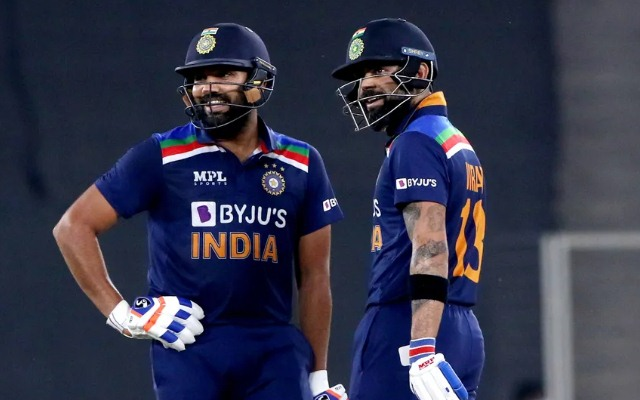 Twitter goes wild as Rohit Sharma and Virat Kohli open for India before taking England to cleaners
