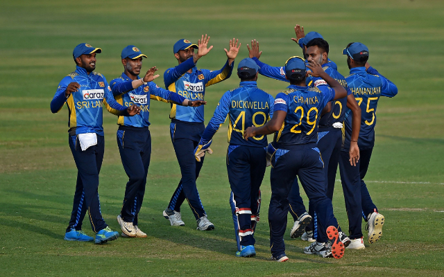 Sri Lanka vs India: 29 Sri Lanka cricketers sign tour contracts for series;  Angelo Mathews pulls out citing personal reasons