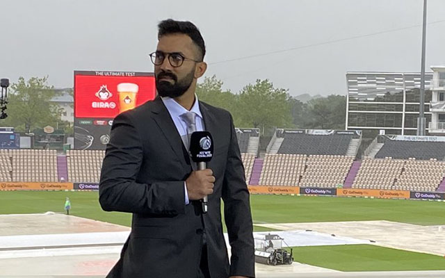 I got a lot of stick from my wife and my mum' - Dinesh Karthik apologizes  for his unpleasant 'neighbour's wife' remark