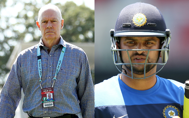 Despite all the controversies, Greg Chappell taught India how to win: Suresh  Raina