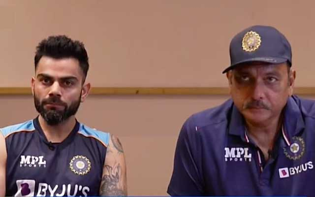 Reports: BCCI to seek an explanation from Ravi Shastri and Virat Kohli for  attending book launch event