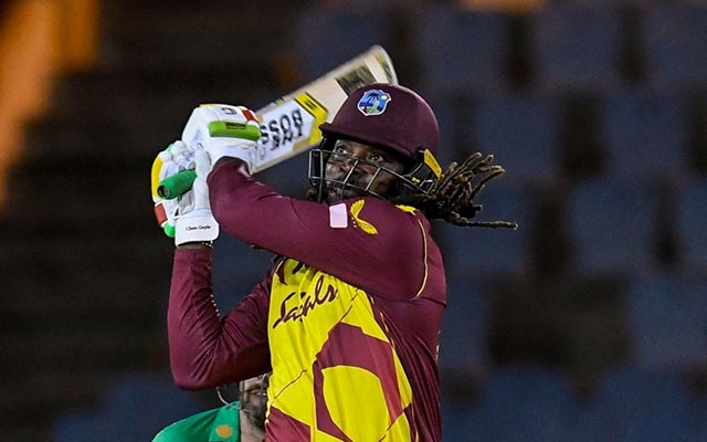 Twitter Reactions: Chris Gayle powers back to form as West Indies seal T20I  series against Australia