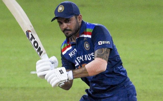 Twitter feels Manish Pandey's international career is over after his  failures against Sri Lanka