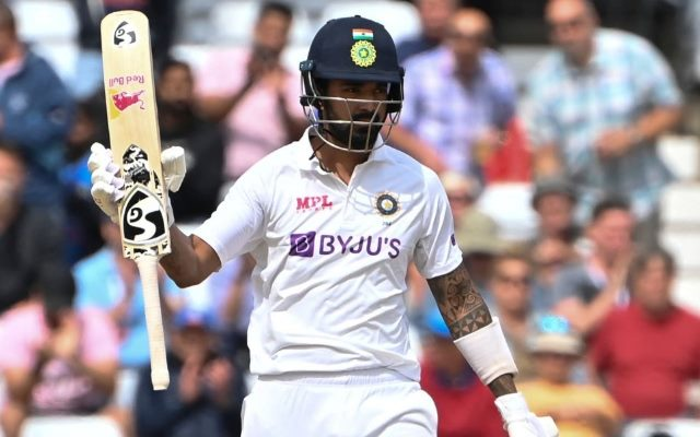 Twitter Reactions: KL Rahul key for India after a middle-order collapse on  a rain-dominated day