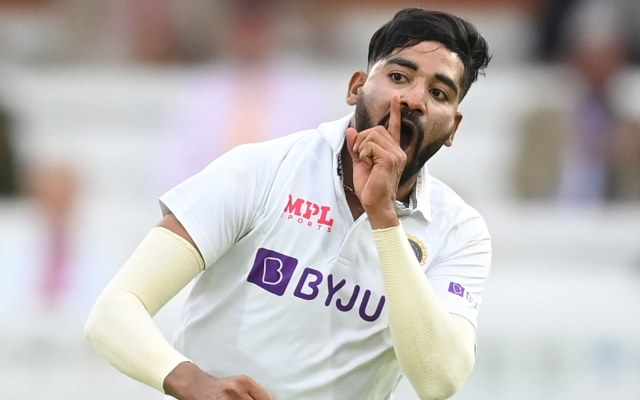 Mohammed Siraj is the bowling avatar of Rishabh Pant, we need to be patient  with him: Deep Dasgupta